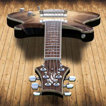 Guitar rendering