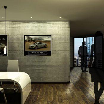 NX Office rendering